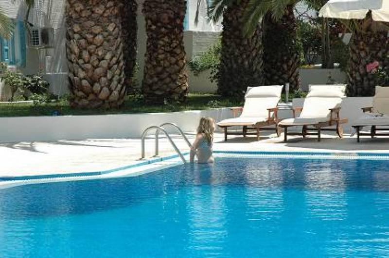 Hotel Sagterra - Naxos stad - Naxos